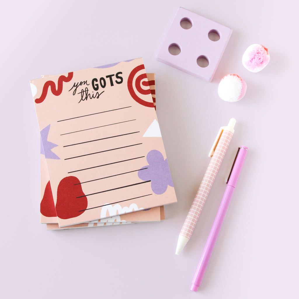 You Gots This Notepad - Simply Shop