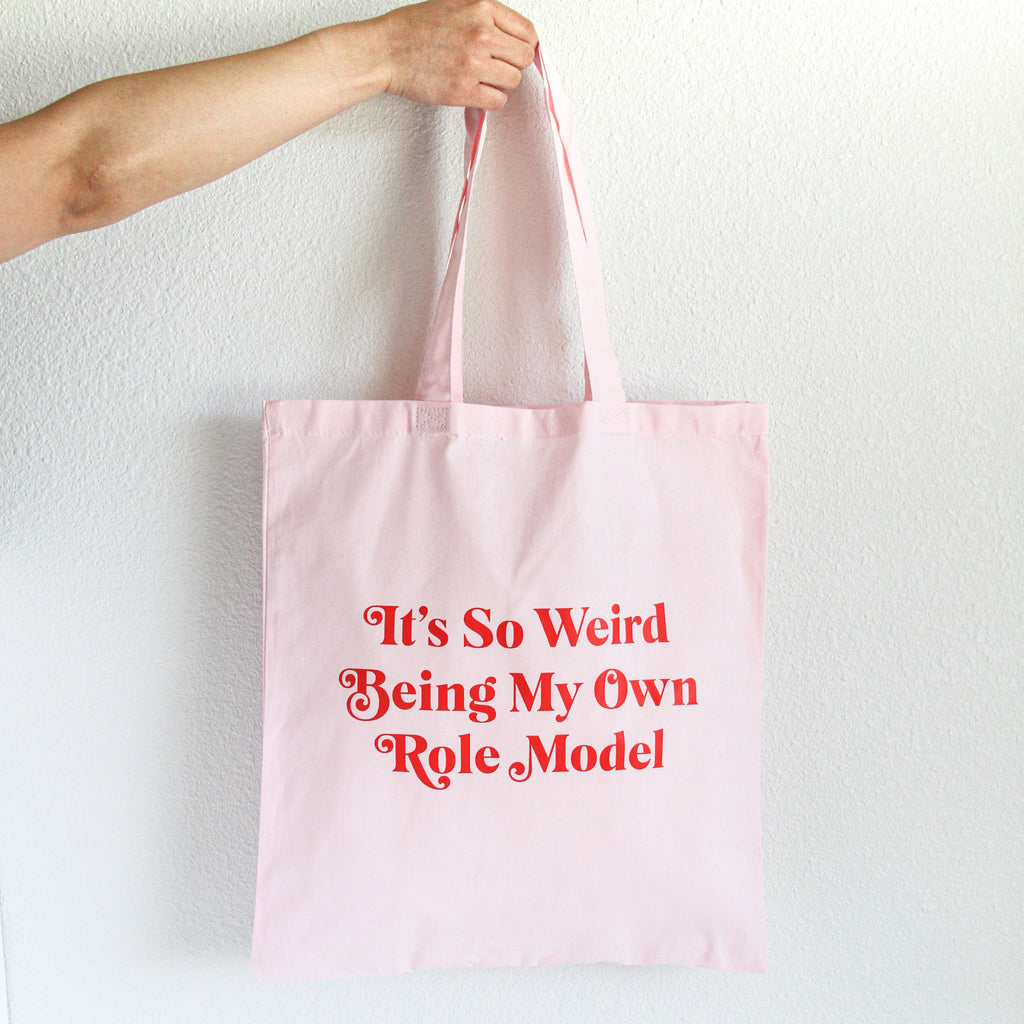 Mindy Project Own Role Model Tote Bag - Simply Shop