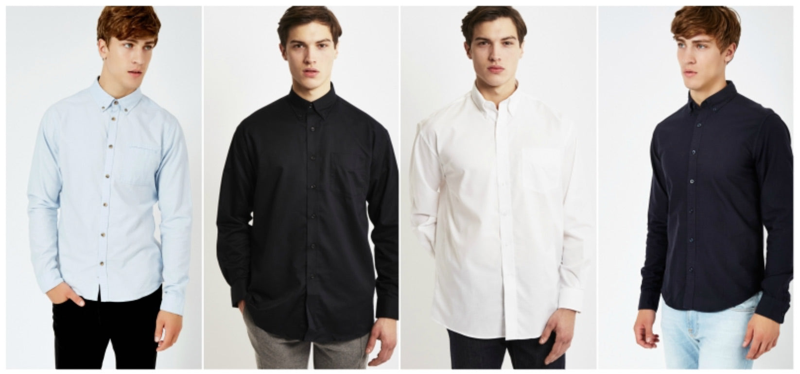 Feature- Norse Projects Oxford Shirts