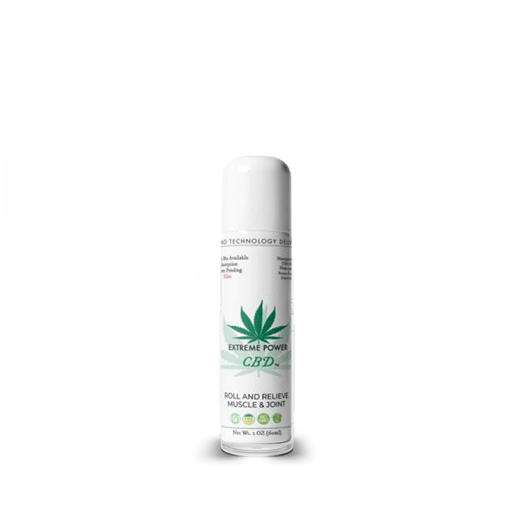 Extreme Power CBD Topical Roll-On Muscle & Joint Relief