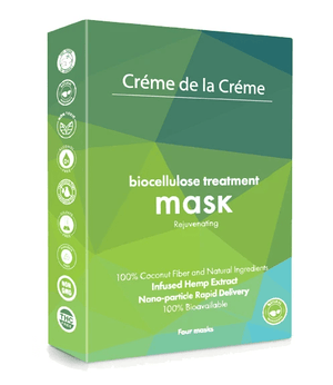 Biocellulose 4-pack (Rejuvenating Treatment Facial Mask)