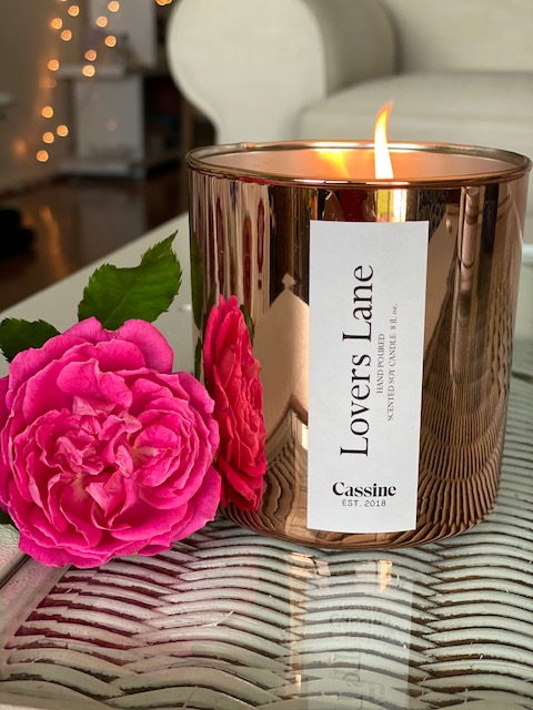 Cassine 'Lovers Lane' Candle  - Limited Edition (L)