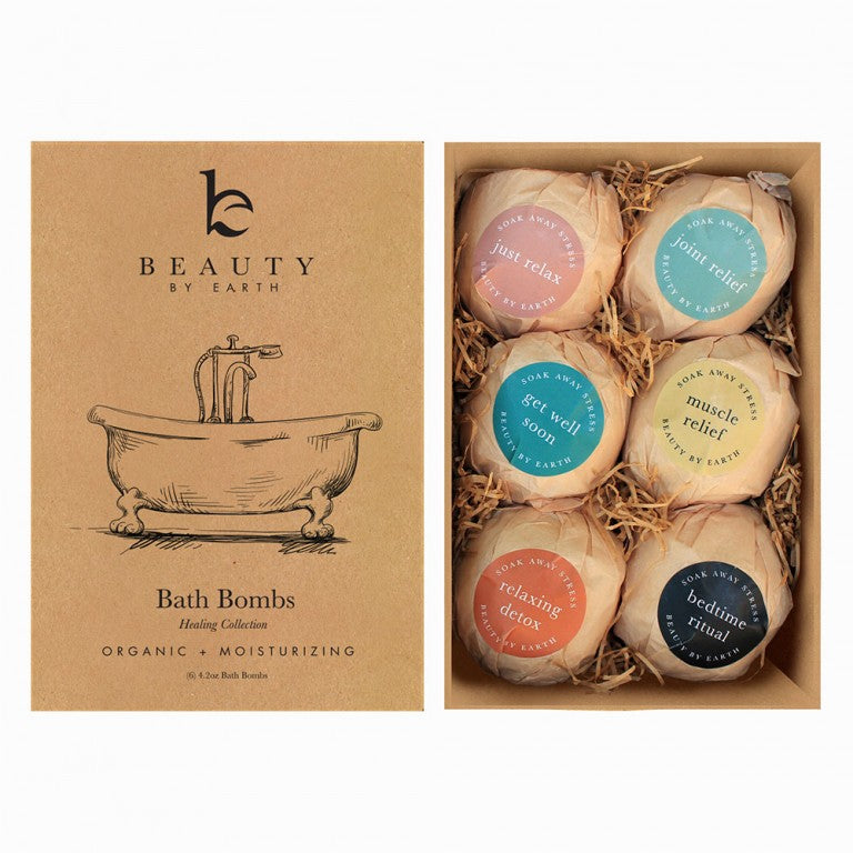Bath Bomb Gift Set 6 Pack
