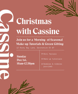 Christmas with Cassine