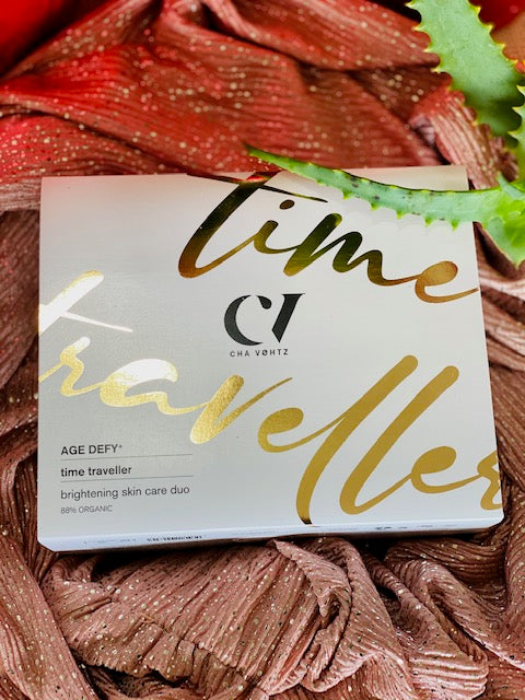 Time Traveller Skincare Gift Set