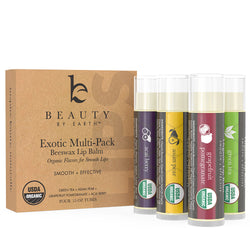 Organic Superfruit Lip Balm Set