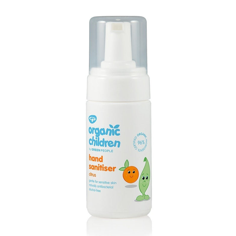 Organic Children Hand Sanitizer