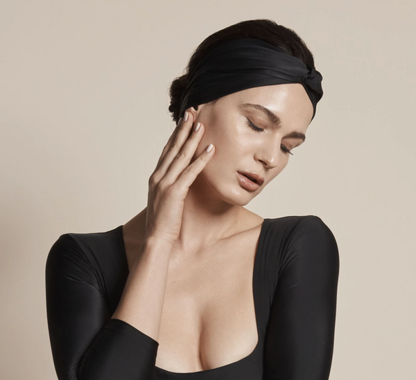 The Head Wrap - Onyx (Black)