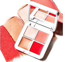 LIP2CHEEK Glow Quad Mini
