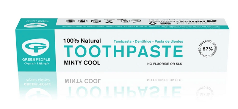 Minty Cool Toothpaste
