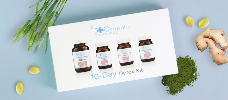 10 day Detox Supplement Kit