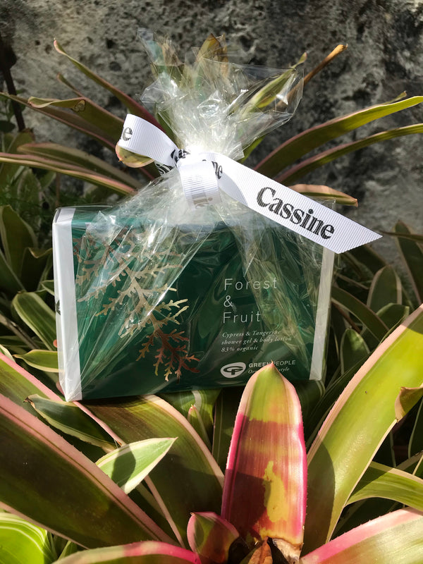 Cassine Christmas Gift basket (small)