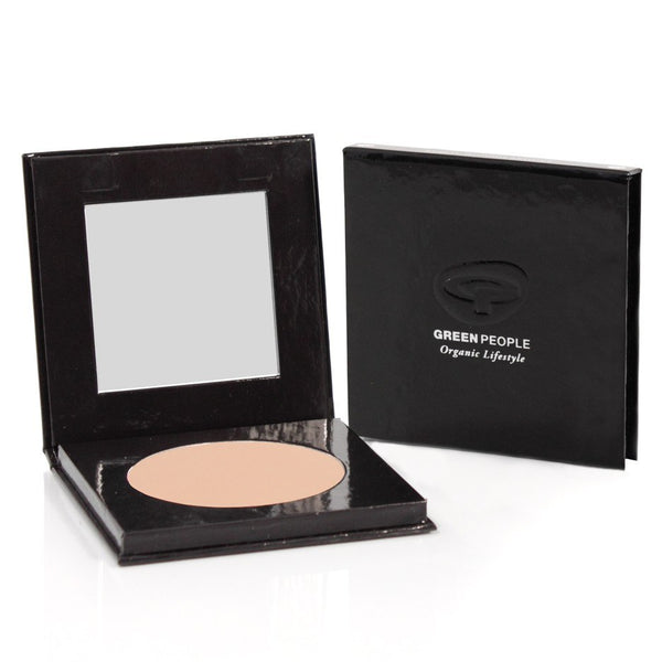 Pressed Mineral Powder - Caramel Light