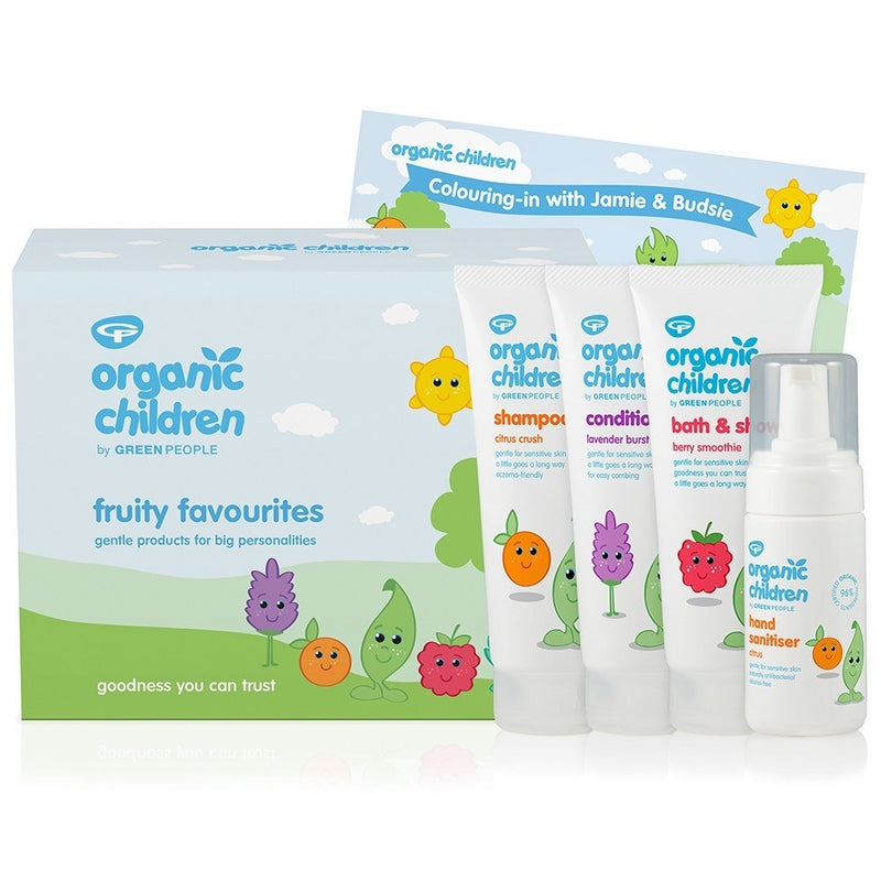 Organic Children - Fruity Favourites