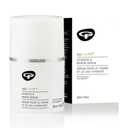 Age Defy + Hydrate & Renew Face & Neck Serum