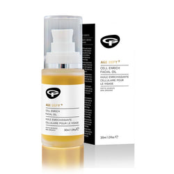 Age Defy + Cell Enrich Facial Oil