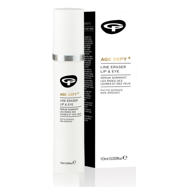 Age Defy + Line Eraser Lip and Eye Serum