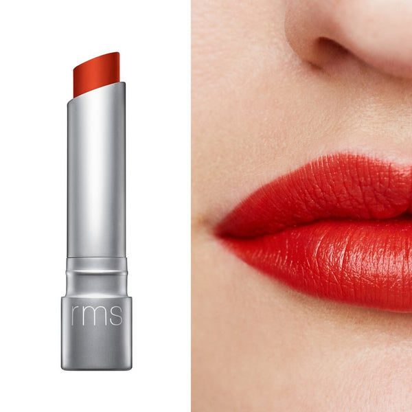 Wild With Desire Lipstick-RMS Red