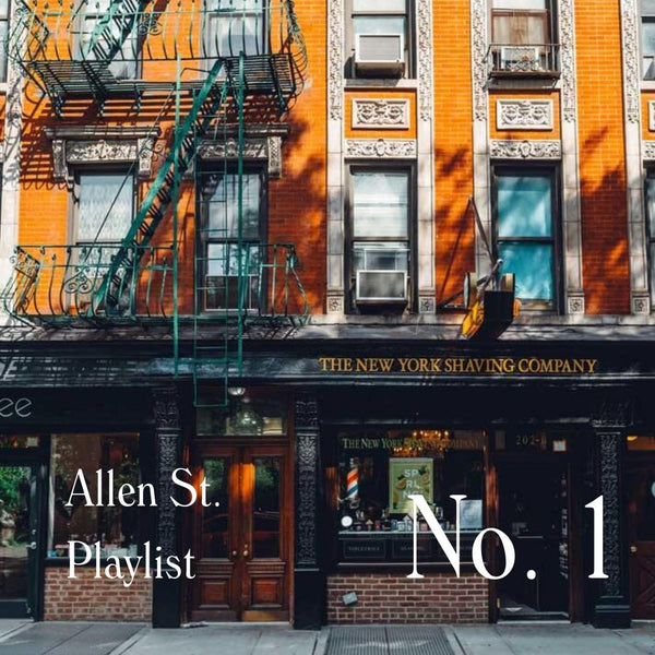Playlist Allen St. No 1 SPRING AT HOME