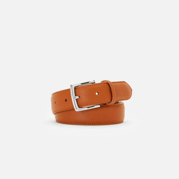BUCKLE SET 003 - SILVER BRASS BUCKLE