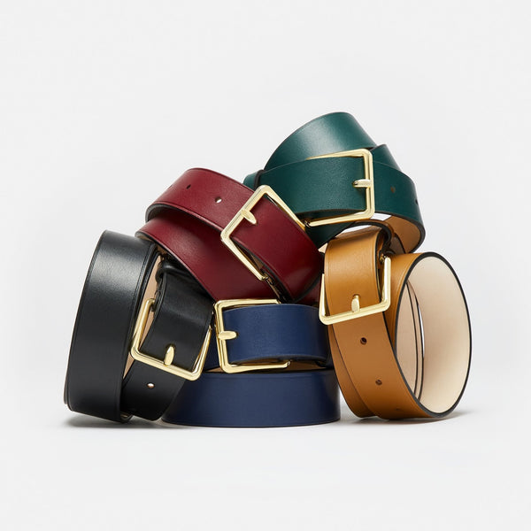 COLETTE - NAPPA LEATHER BELT