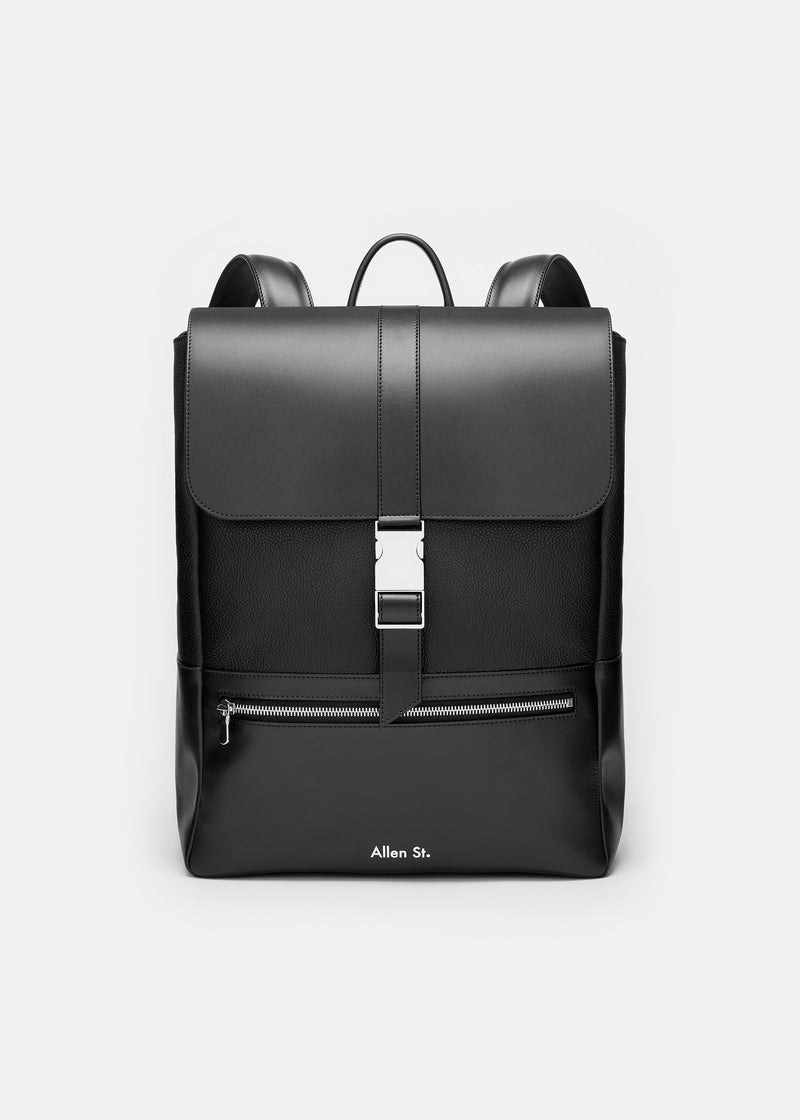 LAFAYETTE - LEATHER BACKPACK