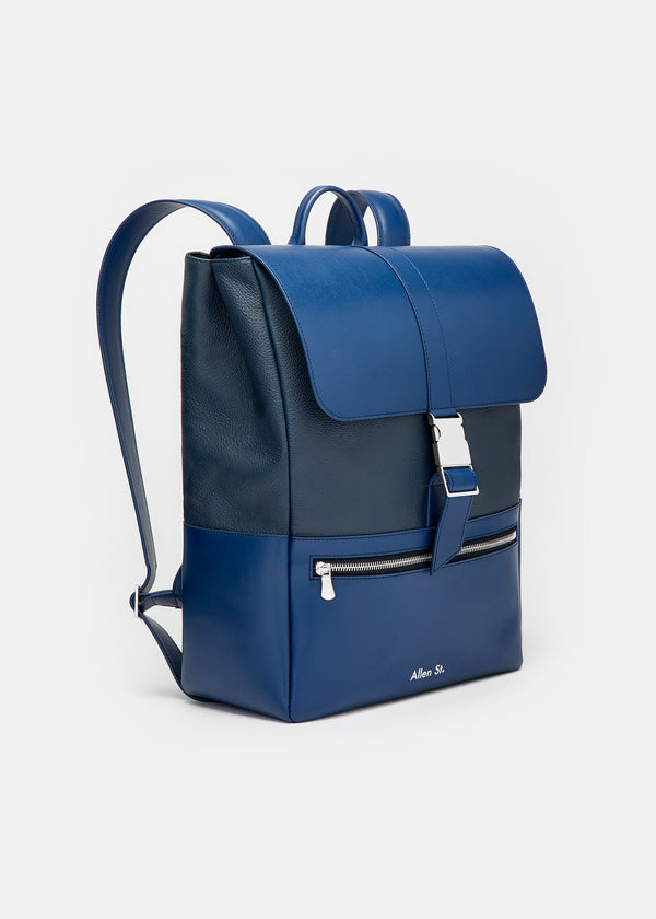 Lafayette leather backpack