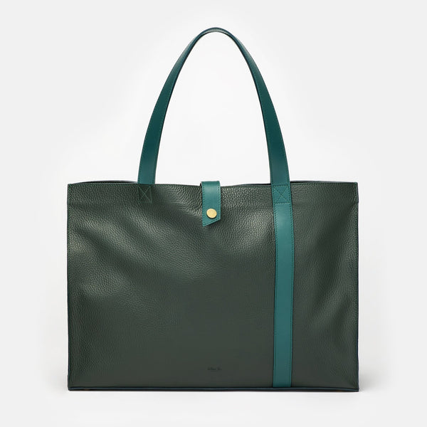 PERRY - LEATHER TOTE BAG