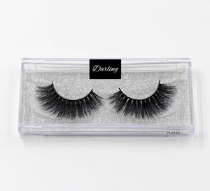 FEMME Mink Strip Lashes : Darling