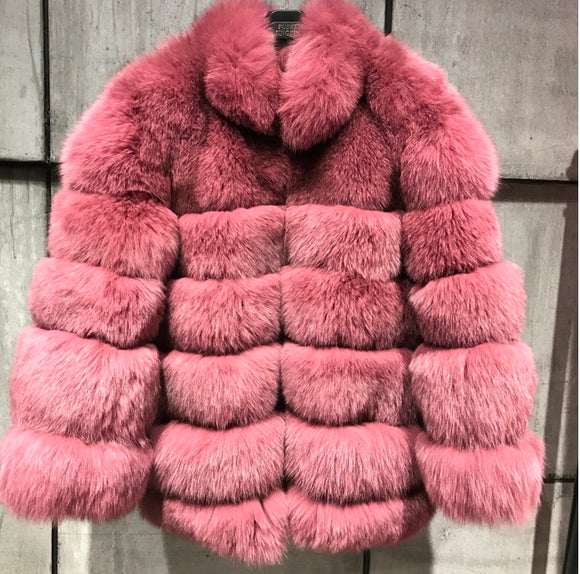 FabuleuxFemme Genuine Fur Style: 6950