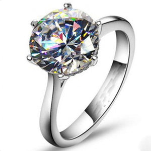 FabuleuxFemme CZ Ring Style F9092