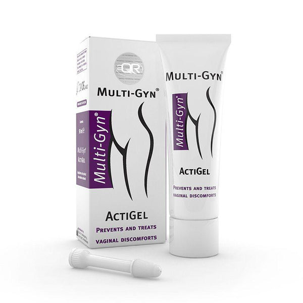Gel Multi-Gyn ActiGel tubo 50ml - Motherna