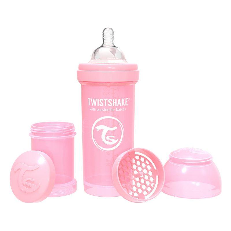 Mamadera Twistshake Anti-Cólico 260ml - Motherna