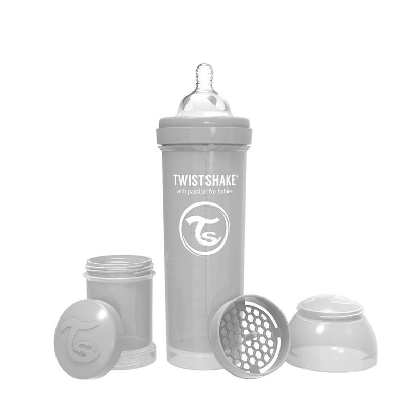 Mamadera Twistshake Anti-Cólico 330ml - Motherna