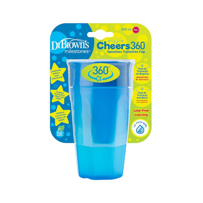 Vaso 360° DrBrowns 300ml 6+m - Motherna