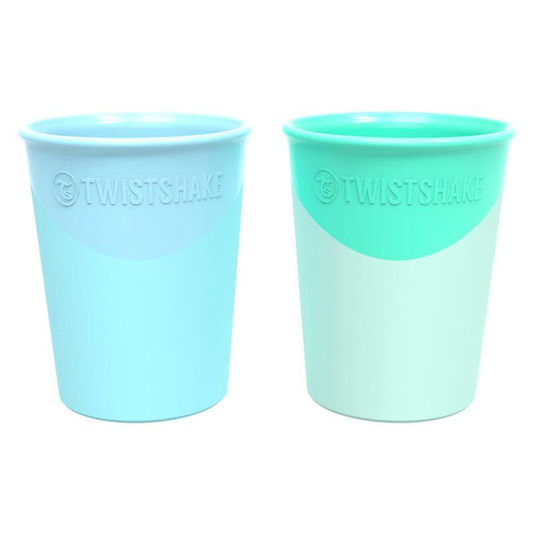 Vasos Twistshake 170ml 2 uns - Motherna