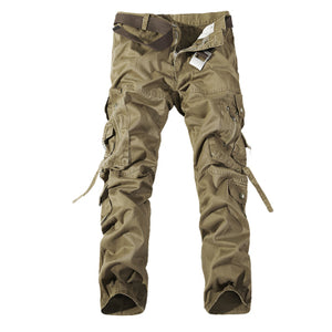 Cargo Pants Big Pockets