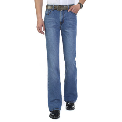 Boot Cut Jeans Male