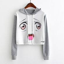 Harajuku Hooded Sweatshirt