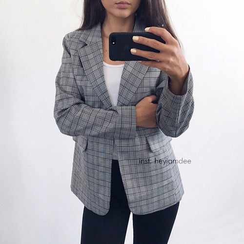 Office Lady Blazer