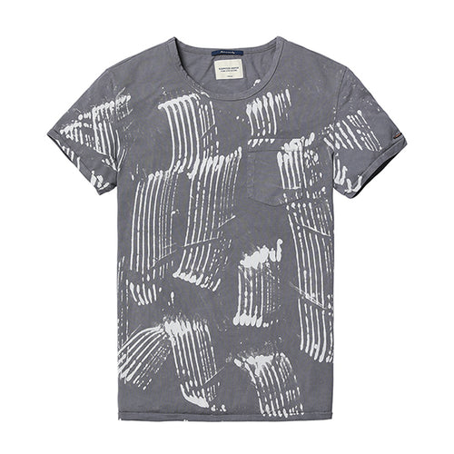 T Shirt Men short Sleeve