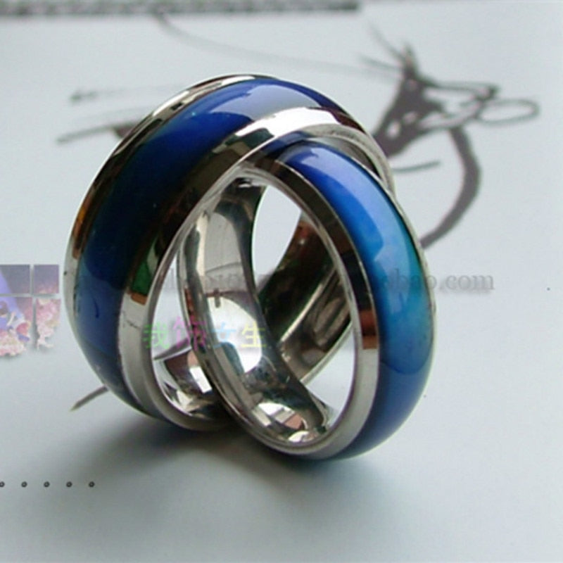 New Changing Color Ring - DB Women