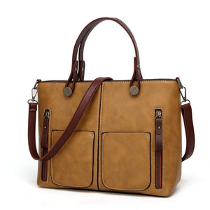 Casual Tote Shoulder Bag - DB Women