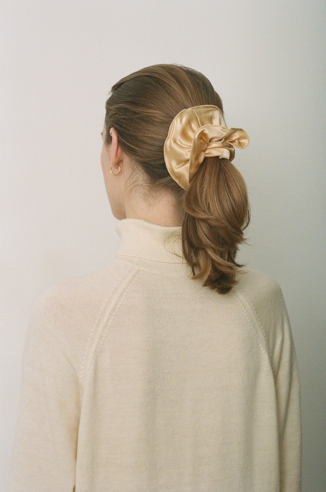 Double Frill Scrunchies