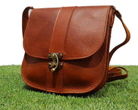 "Leather Bags SWB0005-""ANTHEMIS"" - SEAWAVE FASHION SHOP"