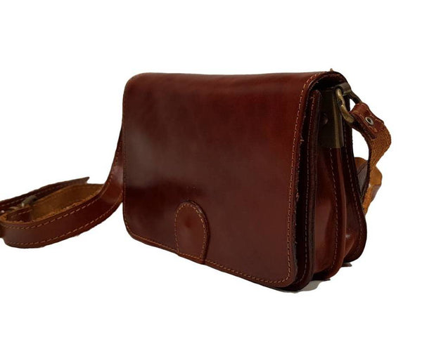 "Leather Bags SWB0008-""NAFSIKA"" - SEAWAVE FASHION SHOP"