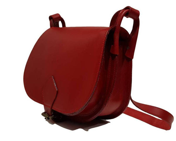 "Leather Bags SWB0009 ""NEFELI"" - SEAWAVE FASHION SHOP"