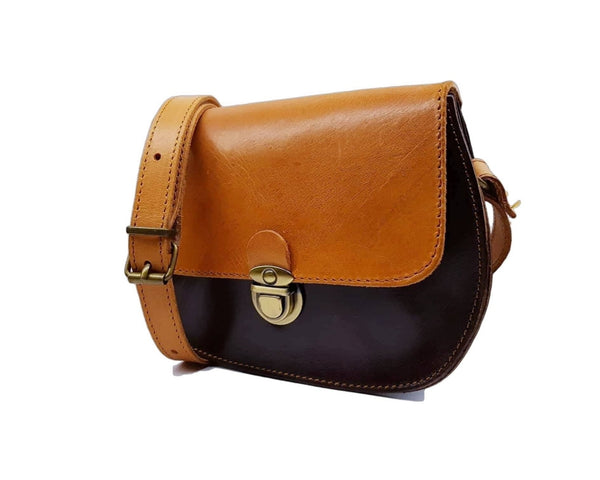 "Leather Bags SWB0001-""PINELOPI"" - SEAWAVE FASHION SHOP"