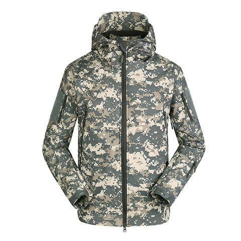 Tactical Camouflage Hood