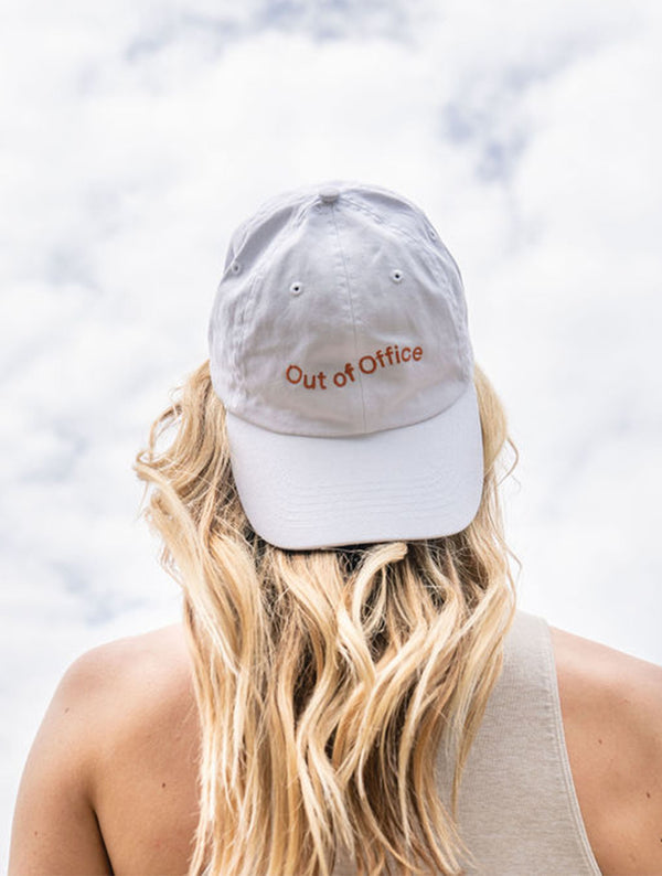 OOO Hat (White) by Kinfield